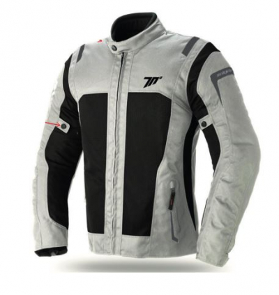 CHAQUETA SEVENTY DEGREES SD-JT44 TOURING ICE/NEGRO
