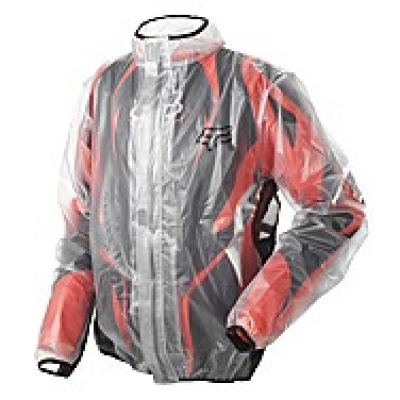 CHAQUETA IMPERMEABLE FOX FLUID MX