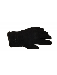 GUANTE IMPERMEABLE UNIK MUJER  C-39 NEGRO -