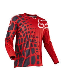 CAMISETA FOX 360 GRAV ROJO