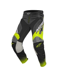 PANTALON ALPINESTARS RACER SUPERMATIC NEGRO-FLUOR AM