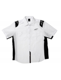 CAMISA ALPINESTARS TEAM WEAR SS