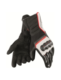 GUANTE DAINESE AIR FAST ROJO/BLANCO/NEGRO