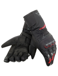 GUANTE DAINESE TEMPEST DRY ROJO/NEGRO