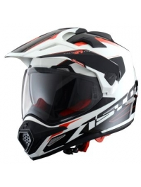 CASCO ASTONE CROSS TOURER ADVENTURE BLANCO