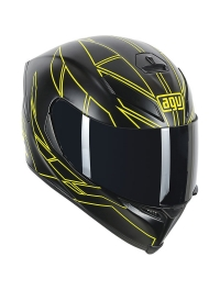 CASCO AGV K-5 SV HERO DECORADO