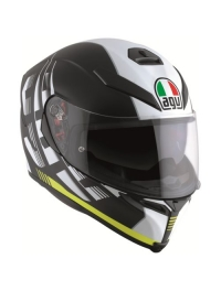 CASCO AGV K5 S DARKSTORM MULTI AMARILLO MATE