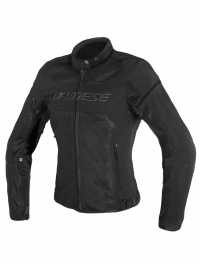 CHAQUETA DAINESE AIR FRAME D1 MUJER NEGRO