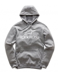 SUDADERA ALPINESTARS ALWAYS GRIS