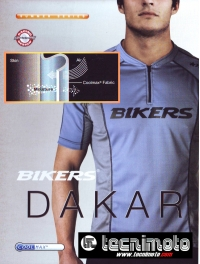 BIKERS DAKAR TOP VERANO