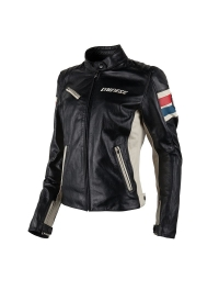 CHAQUETA PIEL DAINESE LOLA D1 MUJER