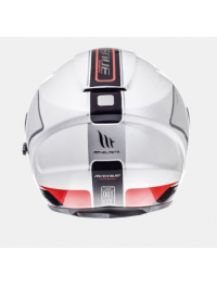 CASCO MT AVENUE SV CROSSROAD BLANCO/ROJO