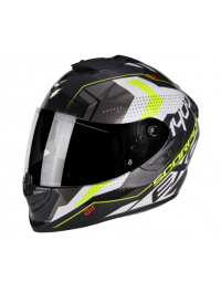 CASCO SCORPION EXO-1400 AIR TRIKA AMARILLO