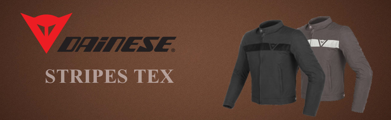 dainese stripes tex
